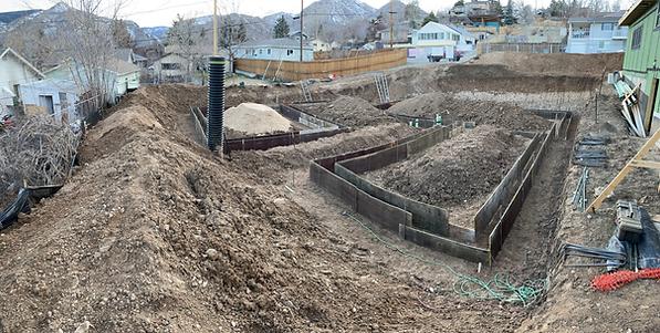 Rockwell House Construction Golden Colorado