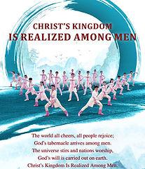 Christ's Kingdom Is Realized Among Men.j
