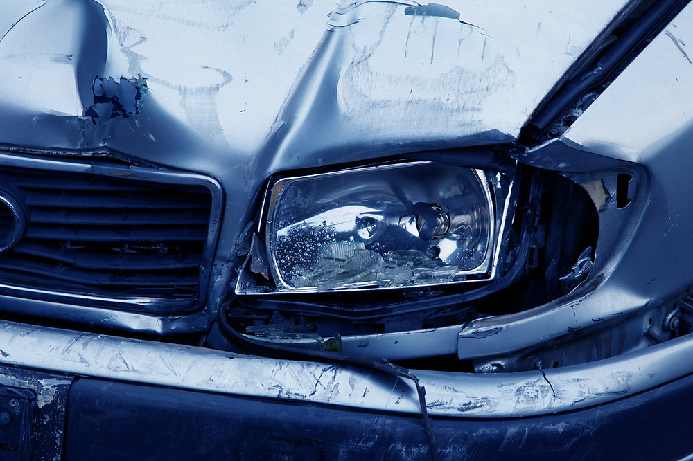Symbolbild Verkehrsunfall