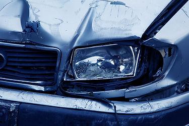 Auto, Unfall