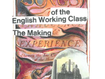 Songs of the English Working Class/The Making of Experience