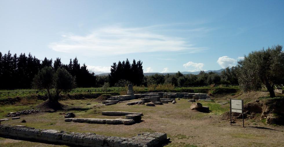 Locri archeologica e mitica