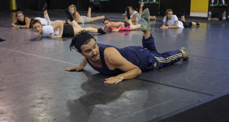 Lezioni di Tap per ballerini professionisti