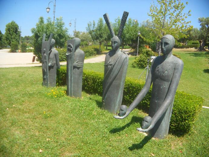 Parco internazionale della Scultura (Cz)