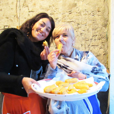 Francesca e Alba Arcuri