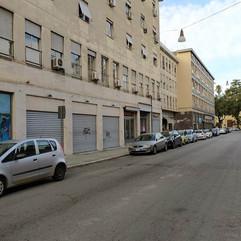 4. Via Sertorio Quattromani-veduta verso
