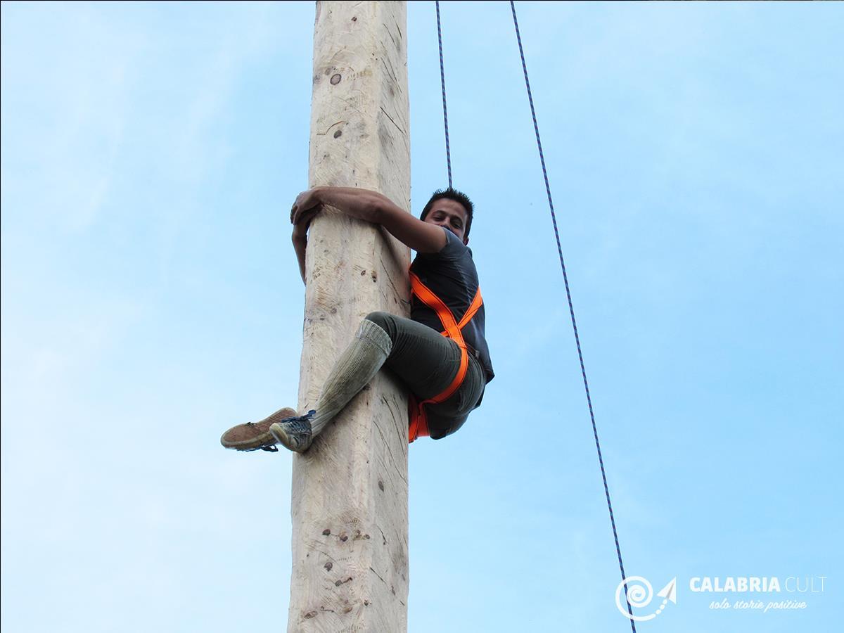 L'arrampicata