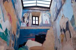 Gli affreschi del Castello (S.Fiume)