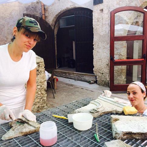 Santa Riso e Rossella De Simone