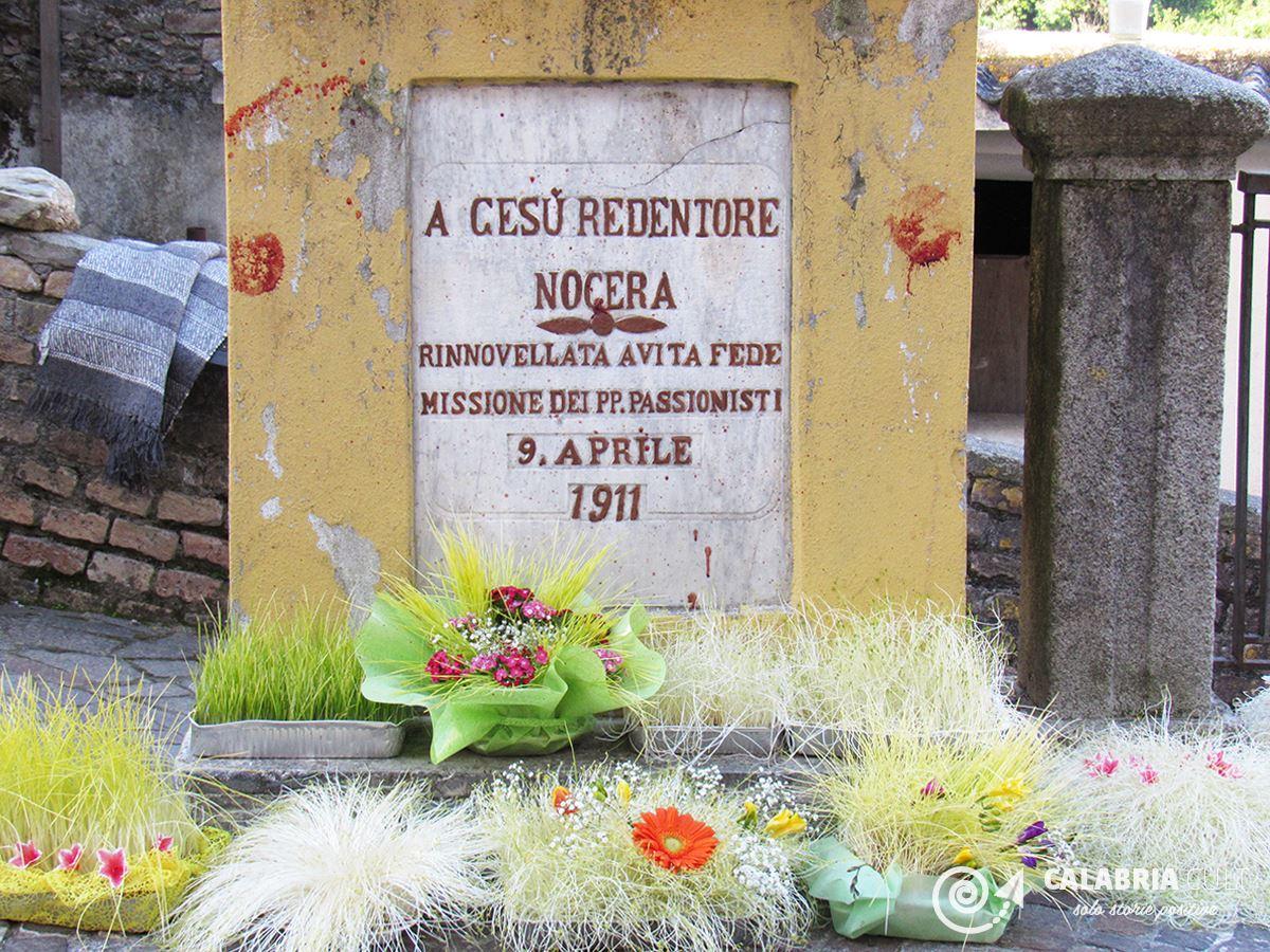 Le stazioni della Via Crucis