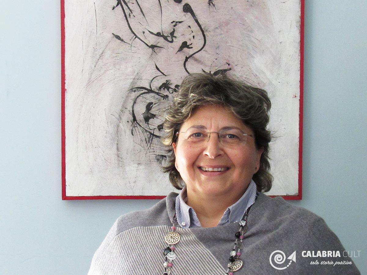 La sindaca Fernanda Gigliotti