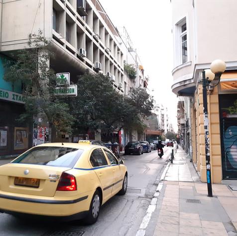 Atene, quartiere Exarchia