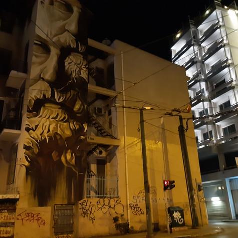Atene, via Pireos, Zeus