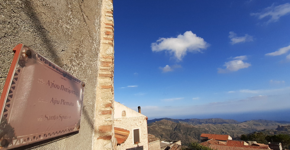 Calabria greka - Bova