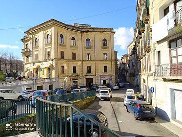 1. via Sertorio Quattromani - angolo Riv