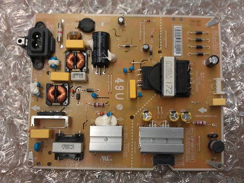 POWER SUPPLY EAY64511101 LG 49UJ6300