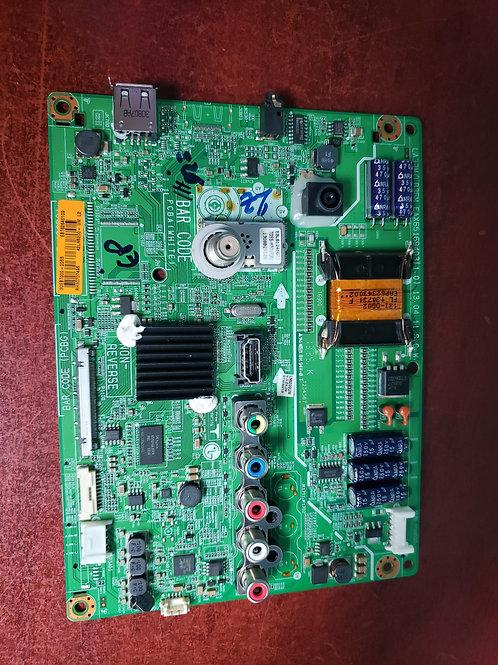MAIN BOARD EBT61855027 LG 60PA5500-UA