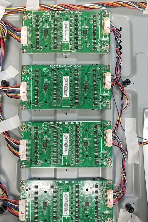 LED DRIVERS SET LNTVFY12ZXXA5 VIZIO P50-C1