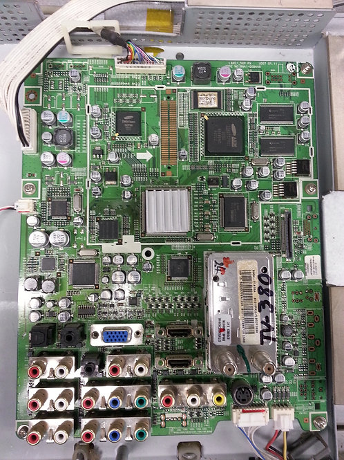 MAIN BOARD BN94-01418A / BN41-00844B SAMSUNG HP-T5054