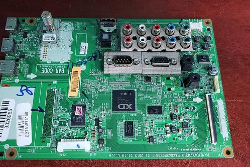 MAIN BOARD EBT61875168 LG 50PA5500-UA