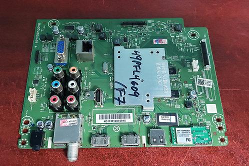 MAIN BOARD A4D1BMMA-001 PHILIPS 49PFL4609/F7