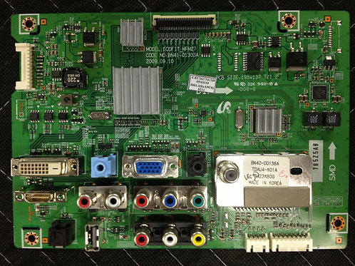 MAIN BOARD BN94-03179D FOR A SAMSUNG LS27EMNKUY/ZA EM27TS