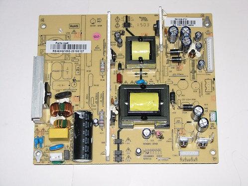 POWER SUPPLY / LED BOARD RE46HQ1053 RCA LED42C45RQD