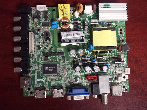 MAIN BOARD / POWER SUPPLY 41H0012 ELEFW328 ELEMENT