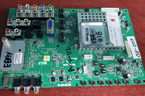 Main board 75016468 / 431C1K51L51 Toshiba 46rv525rz