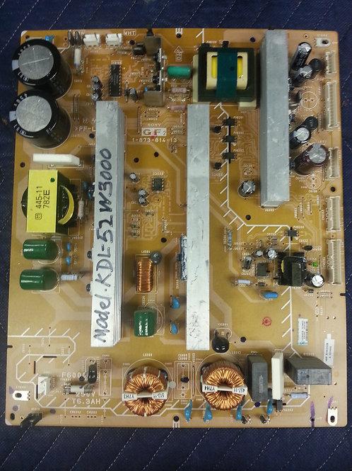 POWER SUPPLY A-1362-552-B SONY KDL-52W3000