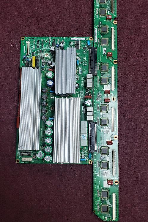 Y-MAIN BOARD BN96-04574A SAMSUNG HPT5054X/XAA
