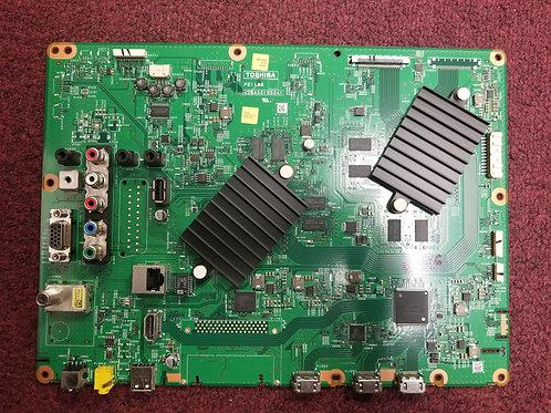 MAIN BOARD 75040183 (461C7H51L11) TOSHIBA 58L8400U