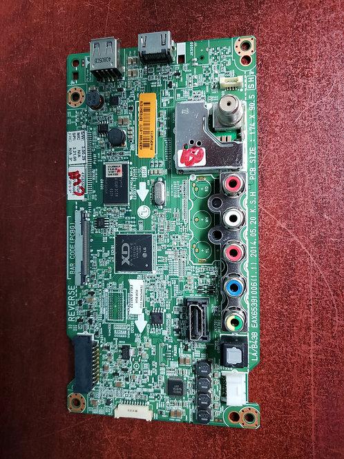 MAIN BOARD EBT62841578 LG 47LB5900-UV