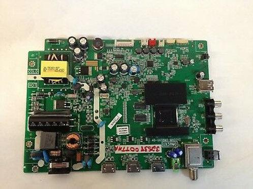 MAIN BOARD/POWER SUPPLY V8-UX38001-LF1V022 TCL 32S3800