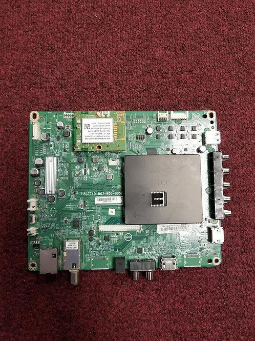 MAIN BOARD 756TXFCB06K0010 VIZIO E32-D1