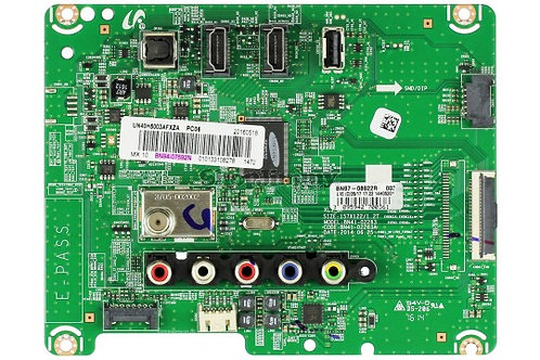 MAIN BOARD BN94-11024A FOR A SAMSUNG UN40H5003AFXZA ID01
