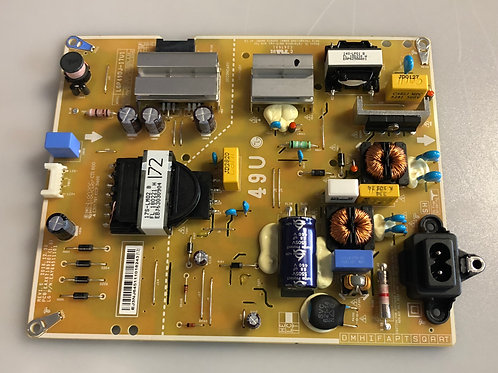 POWER SUPPLY EAY64511101 LG 49UJ6300-UA