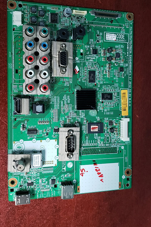MAIN BOARD EBT62144001 LG 50PA450C-UM / 50PA450C-UM