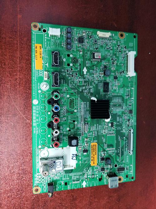MAIN BOARD EBT62227820 LG 55LS4500-UD