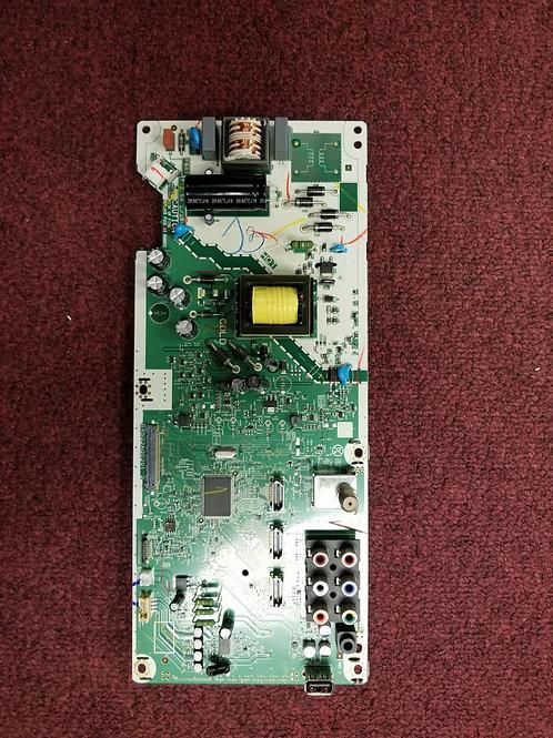 MAIN BOARD / POWER SUPPLY A5G2AMMA-001 SANYO FW40D36F