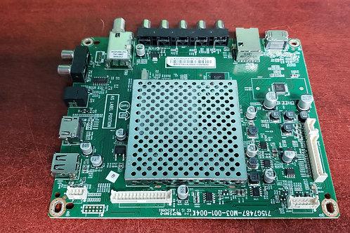 MAIN BOARD 756TXGCB02K0180 VIZIO D32H-D1