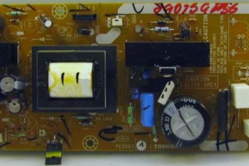SUB POWER 75011608 / V28A000736A1 TOSHIBA 52RV53U