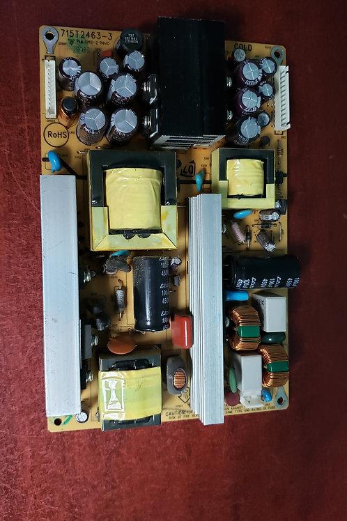 POWER SUPPLY ADPC24200E2P DYNEX DX-LCD32