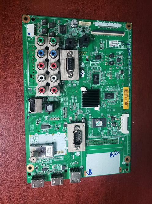 MAIN BOARD EBT62146301 LG 60PA5500-UG