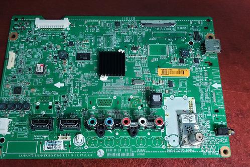 MAIN BOARD EBT62227815 LG 55LS4500-UD