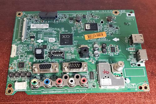 MAIN BOARD EBT62961902 LG 42LY340H
