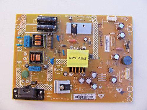 POWER SUPPLY/LED BOARD ADTVDL281XAF2 VIZIO E320I-B1