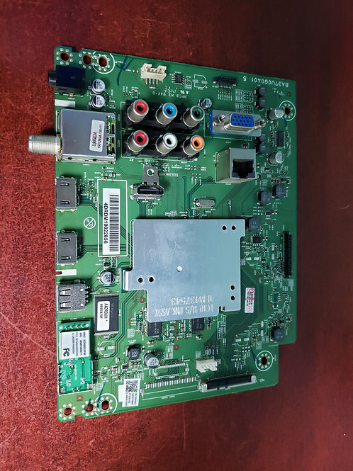 MAIN BOARD A4DRDMMA-001 MAGNAVOX 55MV314X/F7 DS2