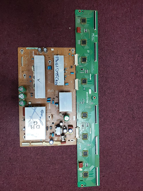 Y-MAIN BOARD W/BUFFER LJ92-01760D SAMSUNG PN51D430A3DXZA