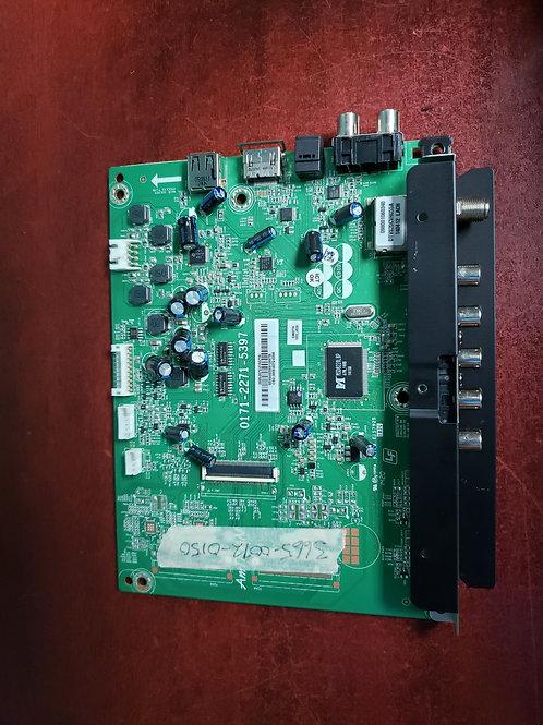 MAIN BOARD 3665-0072-0150 JVC EM65FTR